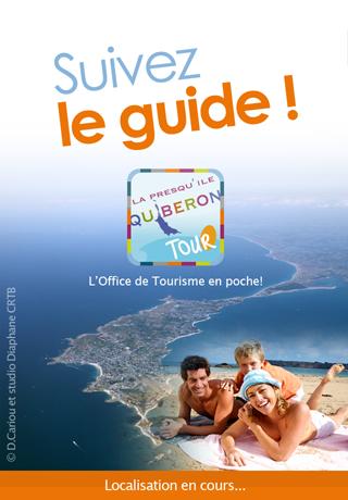 Quiberon la presqu 39 le tour mobitour application web mobile pour iphone et smartphone - Office de tourisme dinant ...