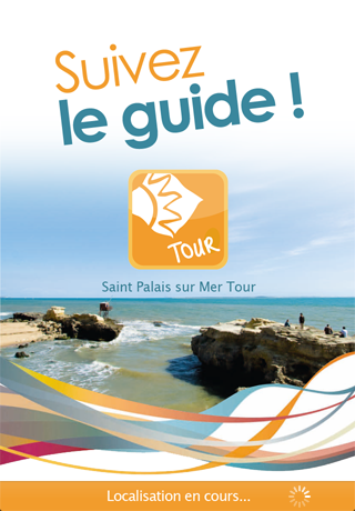 Saint palais tour mobitour application web mobile pour - Saint palais sur mer office du tourisme ...