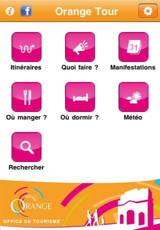 Orange tour mobitour application web mobile pour iphone et smartphone - Office de tourisme dinant ...